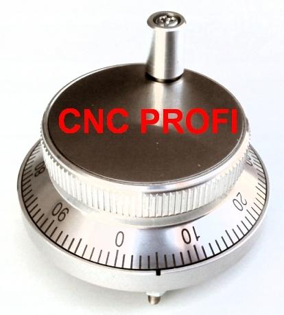 MPG 80 Enkoder 100 imp/obrót z wyjściem A ; B CNC