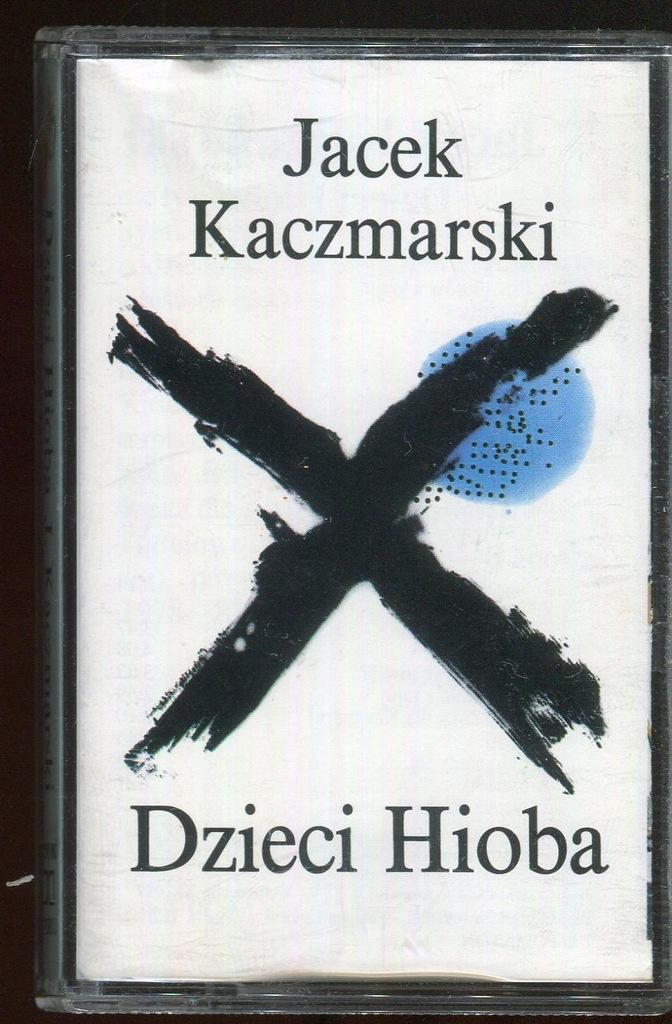 Jacek Kaczmarski Dzieci Hioba kaseta magnetofonowa