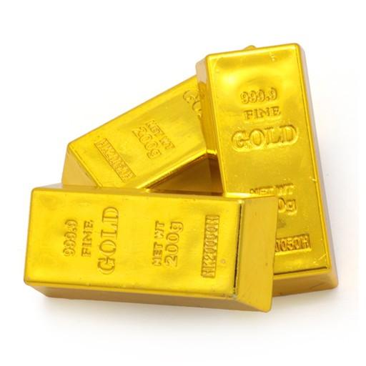 Fałszywe sztabki sztabkowe Złoto