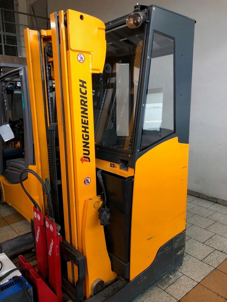 Wózek Widłowy Jungheinrich Reachtruck ETV214 KABIN