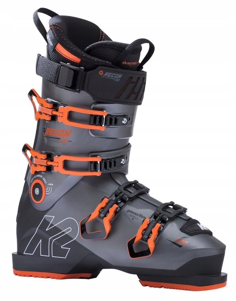 Buty narciarskie K2 Recon 130 MV Czarny 24/24.5 Po