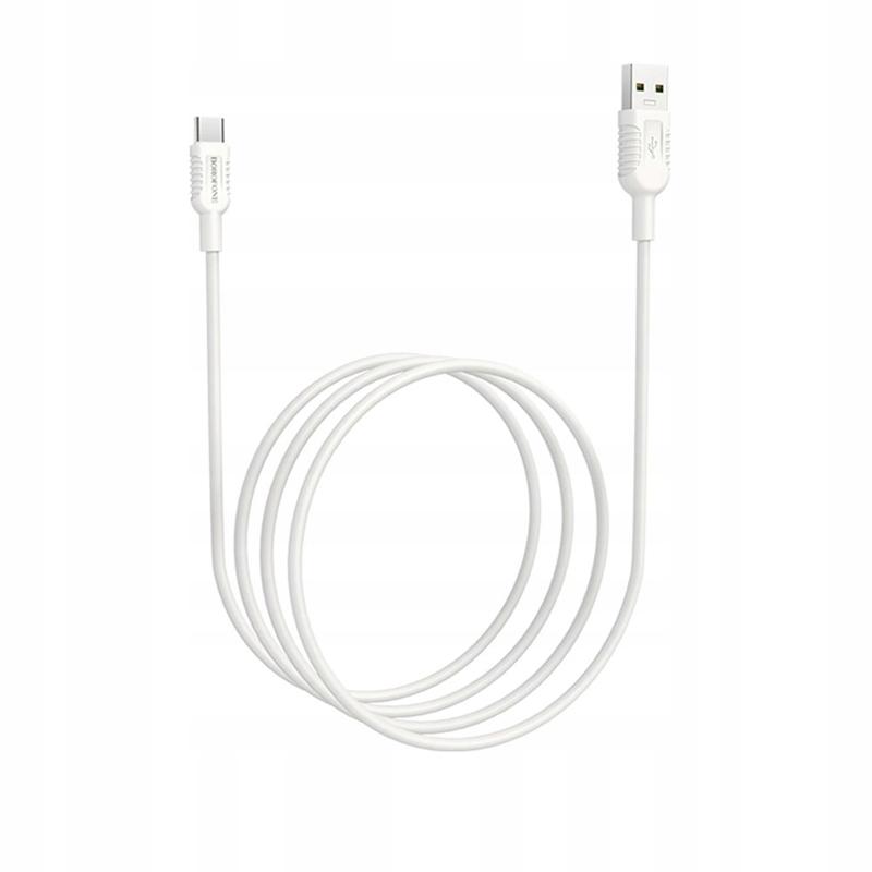 Borofone Billow - kabel połączeniowy USB do USB-C