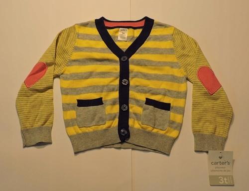CARTERS sweter 5 lat
