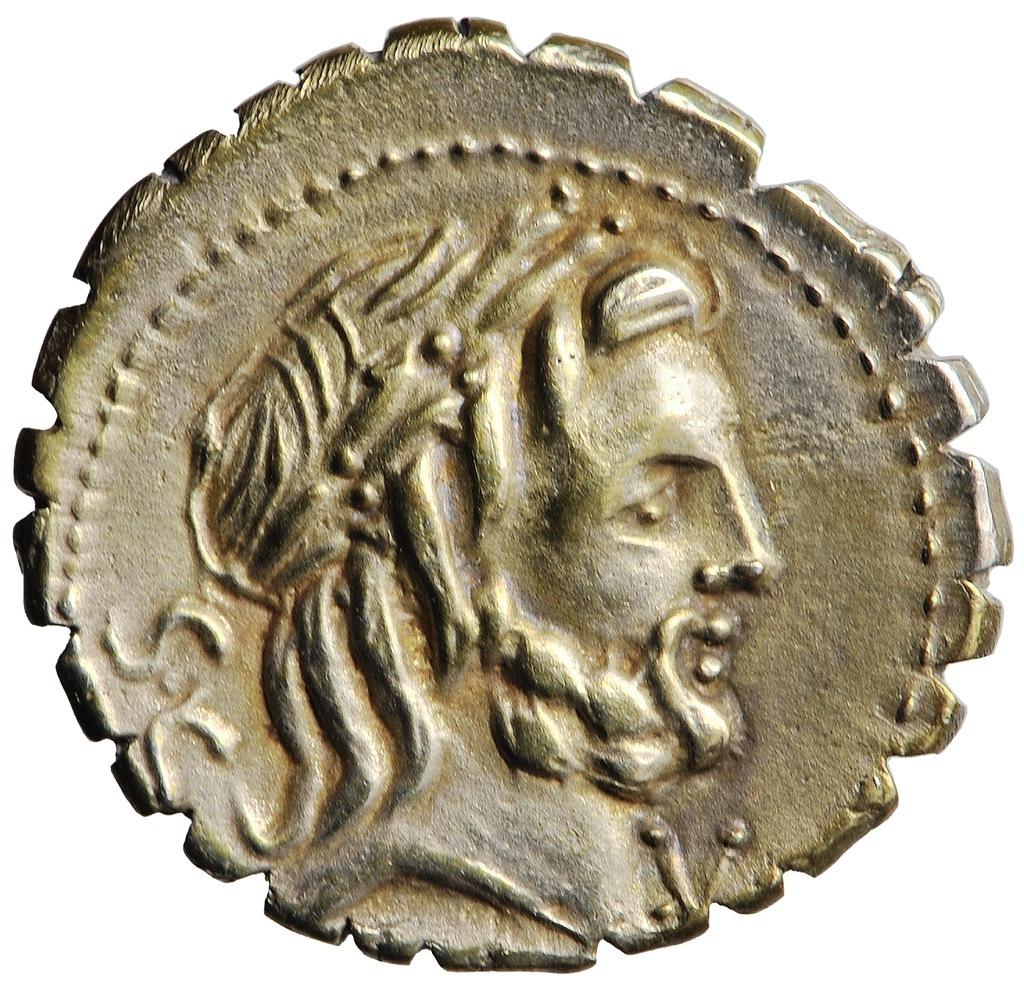 REPUBLIKA Q. Antonius Balbus 83-82 BC BARDZO ŁADNY