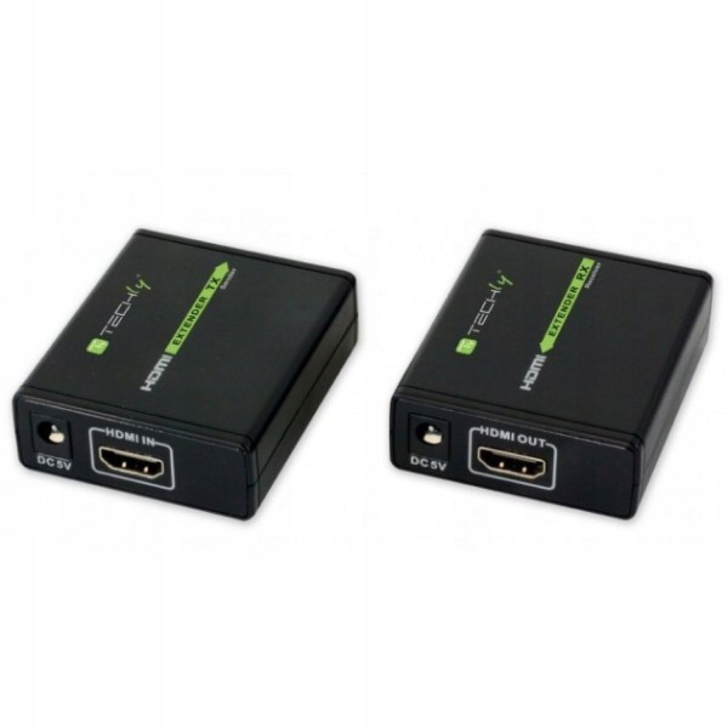 Extender HDMI po skrętce Cat.6/6a/7, do 60m, FullH