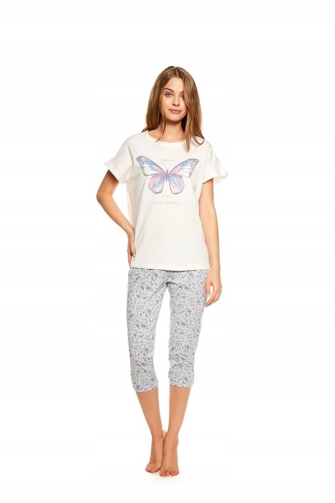 Piżama Twinkle 36813-03X Różowo-szara