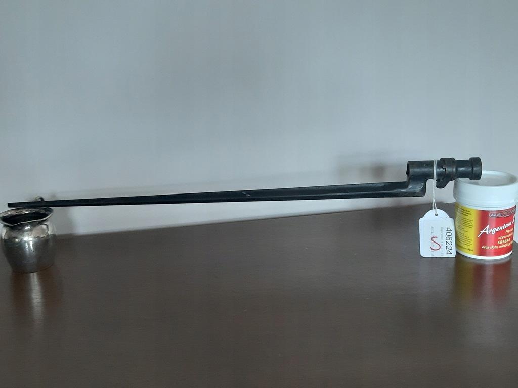 bagnet tulejowy remington ćwiczebny wz 1888