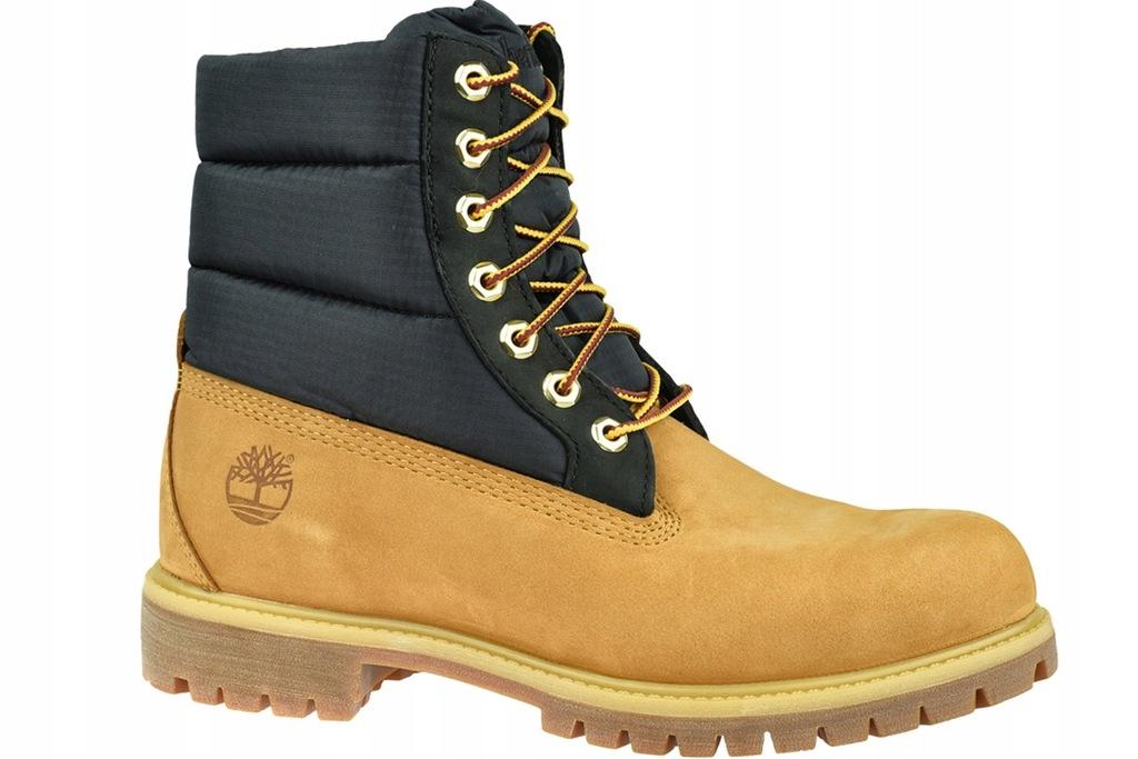 męskie buty zimowe Timberland 6 Premium A1UWM r.43