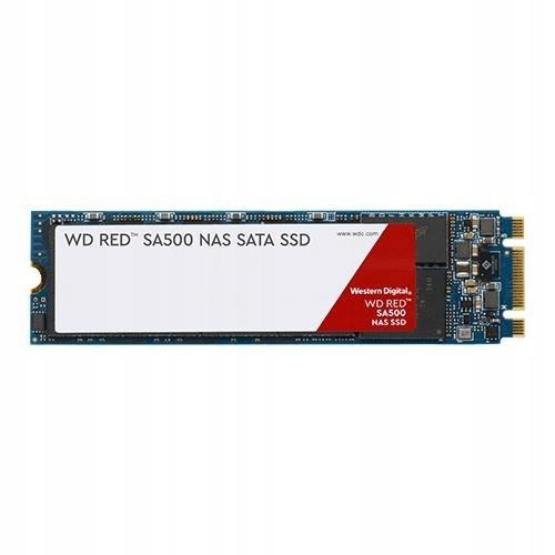Dysk SSD WD Red WDS100T1R0B (1 TB ; M.2; SATA III)