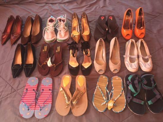 Zestaw świetnych butów damskich roz 41