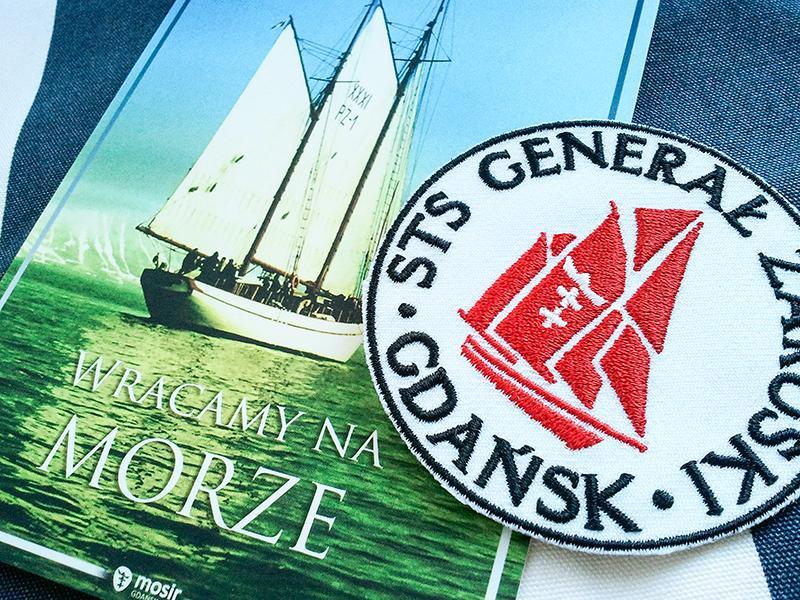 STS Generał Zaruski BLOK z legendarnego Żaglowca