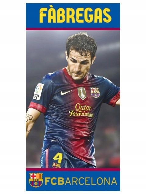 FC Barcelona - ręcznik Fabregas!