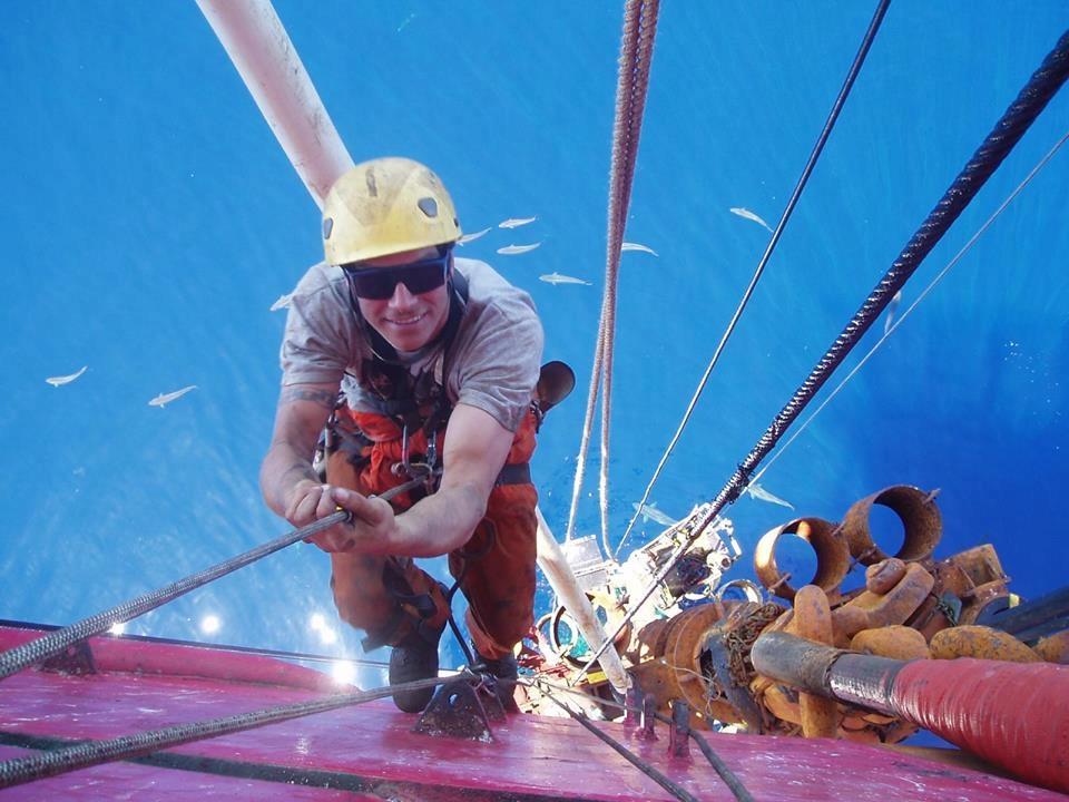 Szkolenie kurs CHARTEK 7 offshore platformy praca