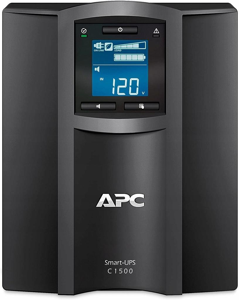 APC SMC1500IC zasilacz UPS 1500 VA 900 W 8 Gniazd