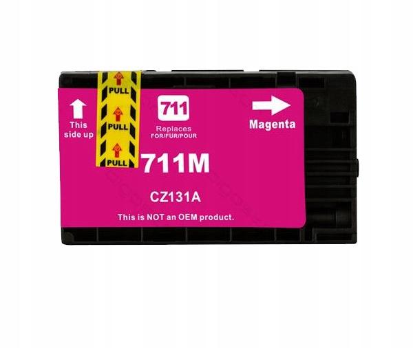 Tusz HP 711 M XL Designjet T120 T150 T520 T500