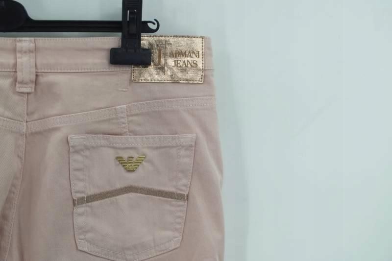 Armani Jeans spodnie damskie W32L34 casual