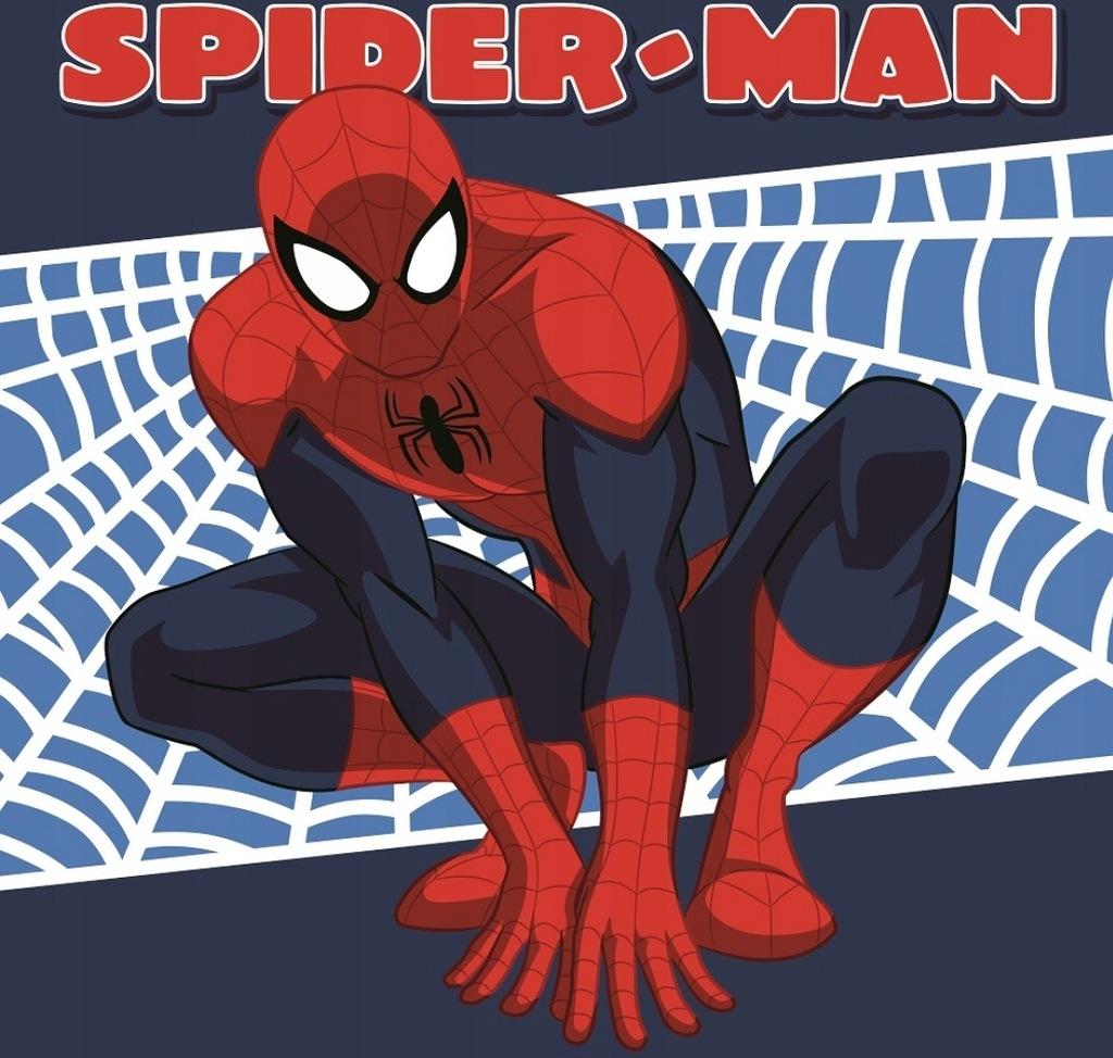 RĘCZNIK MAGICZNY 30X30 FROTTE Spider Man Marvel