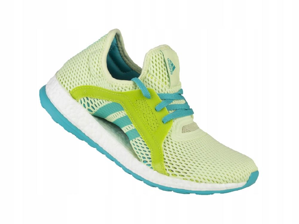 Adidas buty sportowe AQ6697 Damskie PURE BOOST