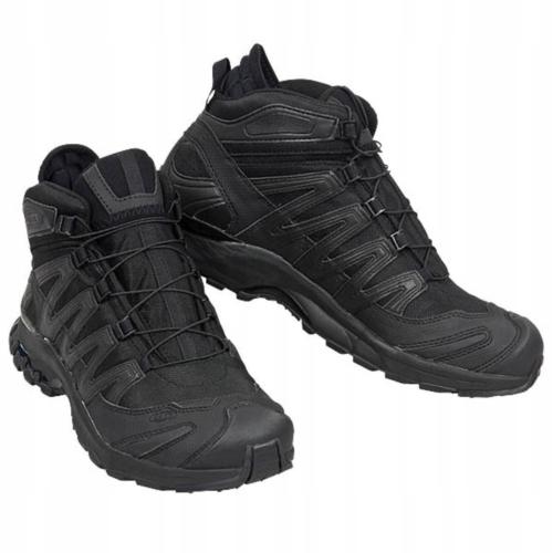 Salomon XA Pro Forces MID GTX Black