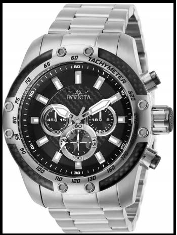 Zegarek Invicta Speedway karbon (rolex,casio) wyp%