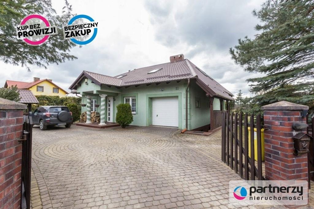 Dom, Lubichowo, Lubichowo (gm.), 151 m²