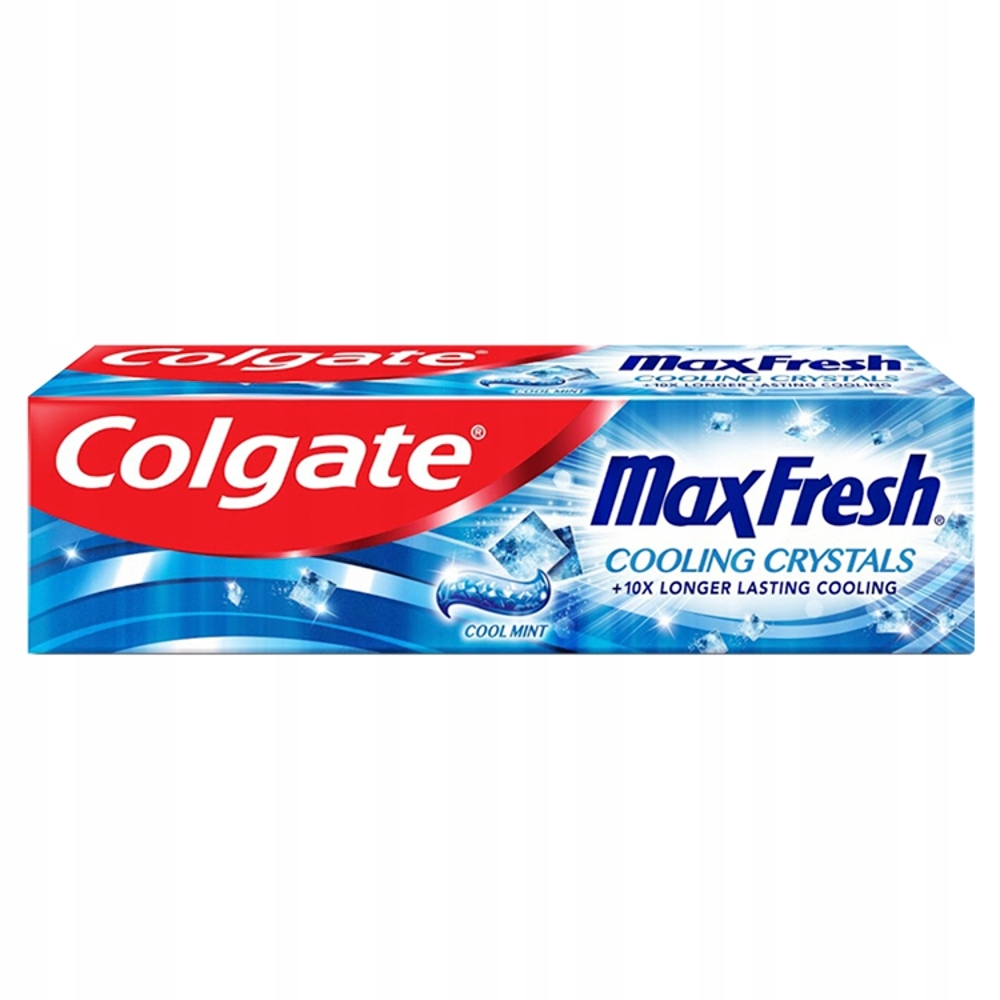 Pasta Colgate Max Fresh Cooling Crystals 100ml
