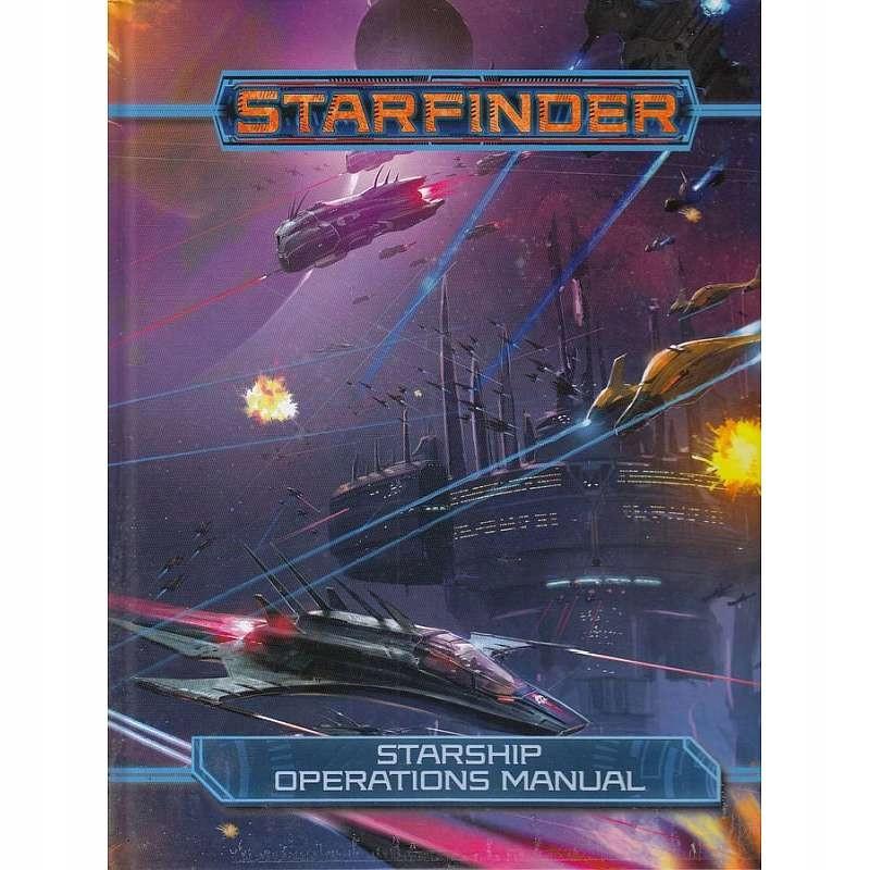 Starfinder RPG: Starship Operations Manual [ENG]