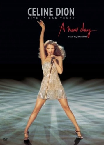 Live in Las Vegas. A New Day, DVD - Celine Dion