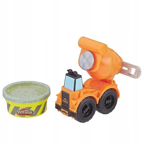 Hasbro Play Doh Wheels Betoniarka E4705 8633699165 Oficjalne Archiwum Allegro