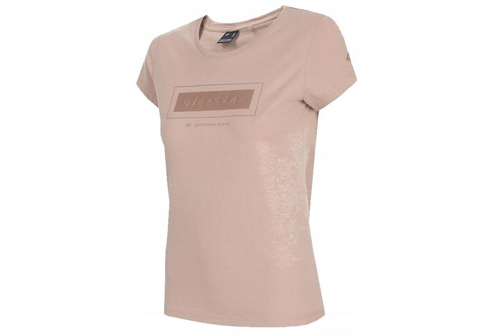 4F WOMEN'S T-SHIRT ~L~ Damski T-shirt