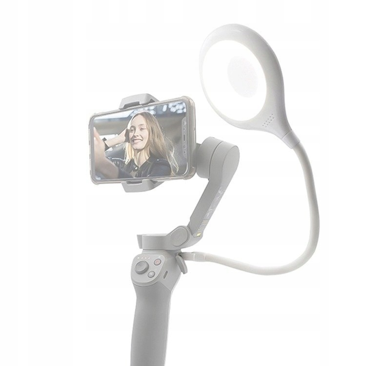 Mini lampka STARTRC USB do Osmo Mobile 3