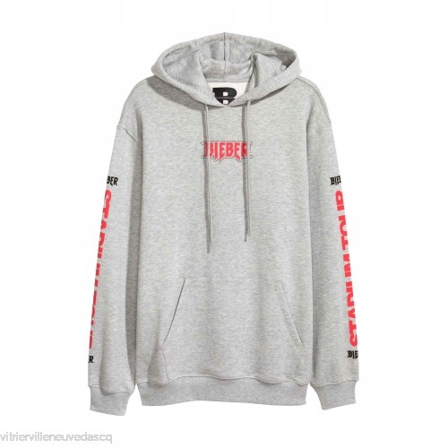H&M Bluza z nadrukiem, rozm. M, 175/100A