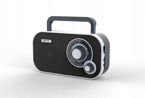 Camry Radio Czarne CR1140B