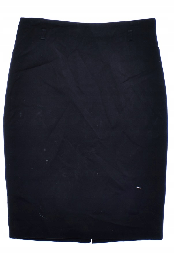 9524-13 ARKS&SPENCER m#k SPODNICA BLACK r.38