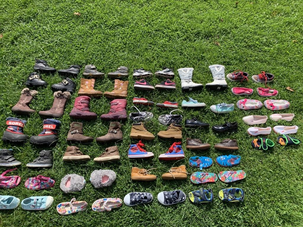 35 par obuwia dla dziecka chłopiec dziewczynka