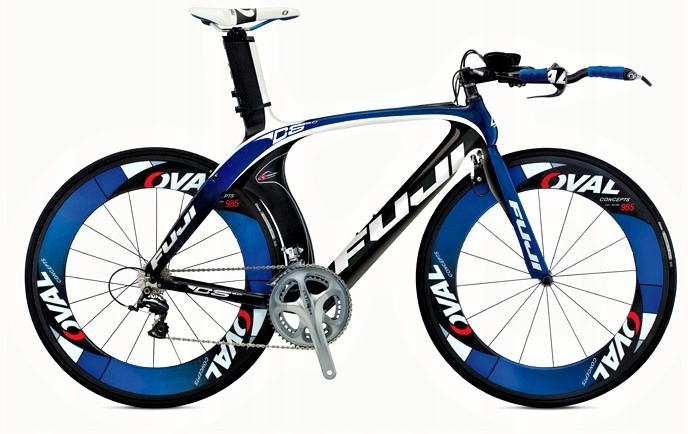 FUJI D6 TOP TRIATHLON BIKE SHIMANO DURA ACE