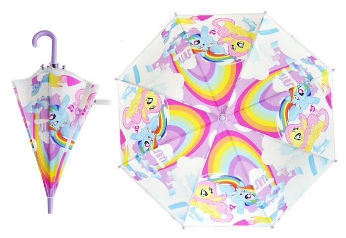 parasol parasolka My Little Pony MLP przezroczysta