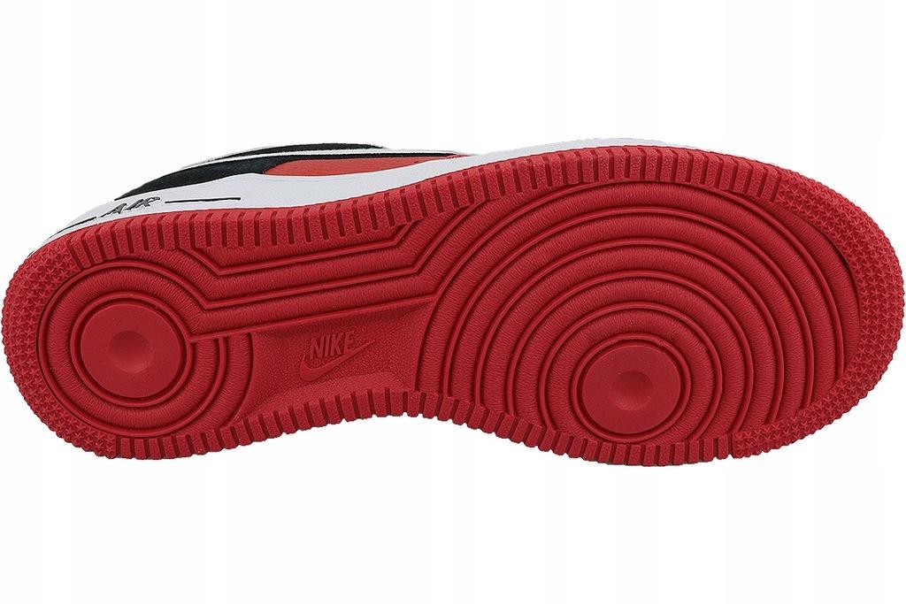 Nike Air Force 1 LV8 1 GS AV0743 600 39 Czerwone