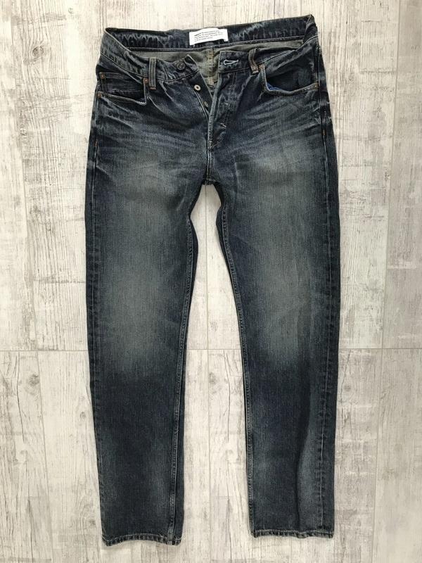 ADIDAS męskie jeans spodnie W34L32