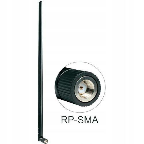 Antena Wi-Fi Delock 88450, RP-SMA, 2,4 GHz