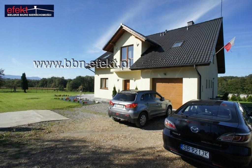 Dom, Rudzica, Jasienica (gm.), 240 m²
