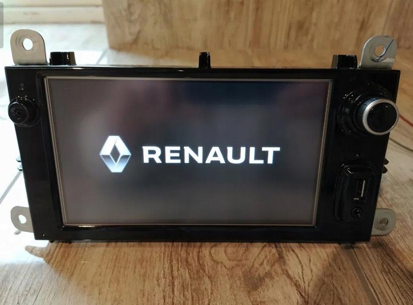 Media Nav Evolution Nawigacja Renault ClioIVCaptur