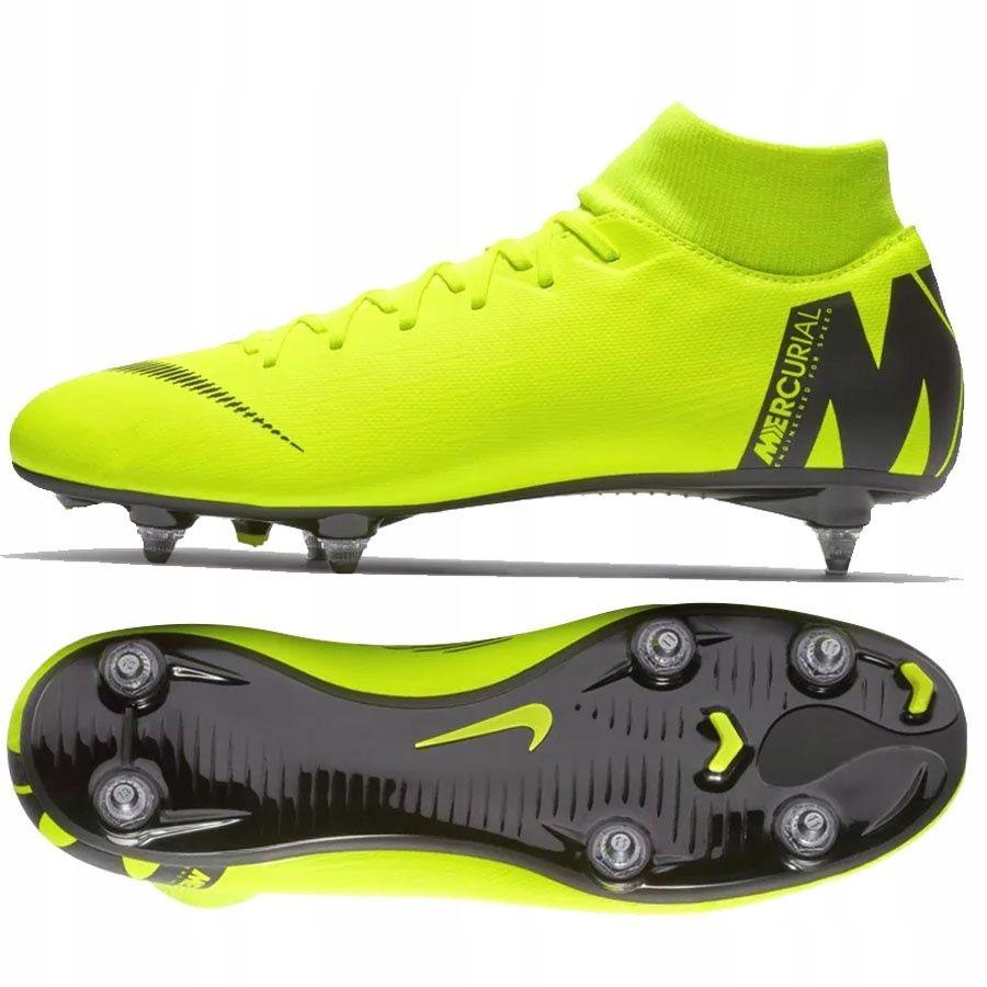 Buty Nike Mercurial Superfly 6 Academy SG 701 44 ż
