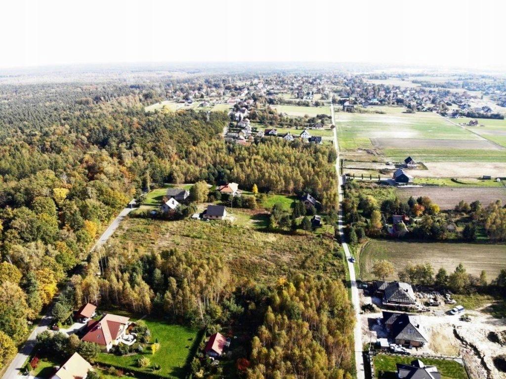 Działka, Dąbrowa, Kłaj (gm.), 1241 m²