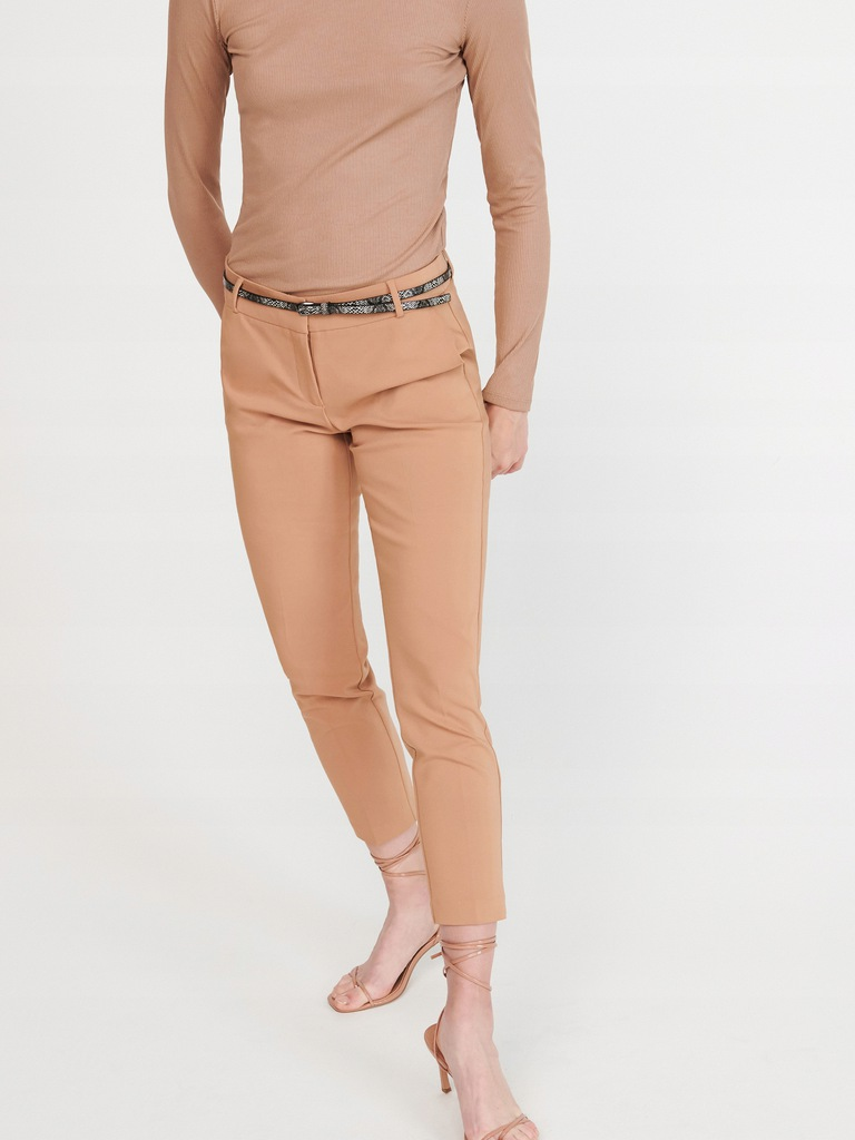 RESERVED Spodnie Z PASECZKIEM *38/M