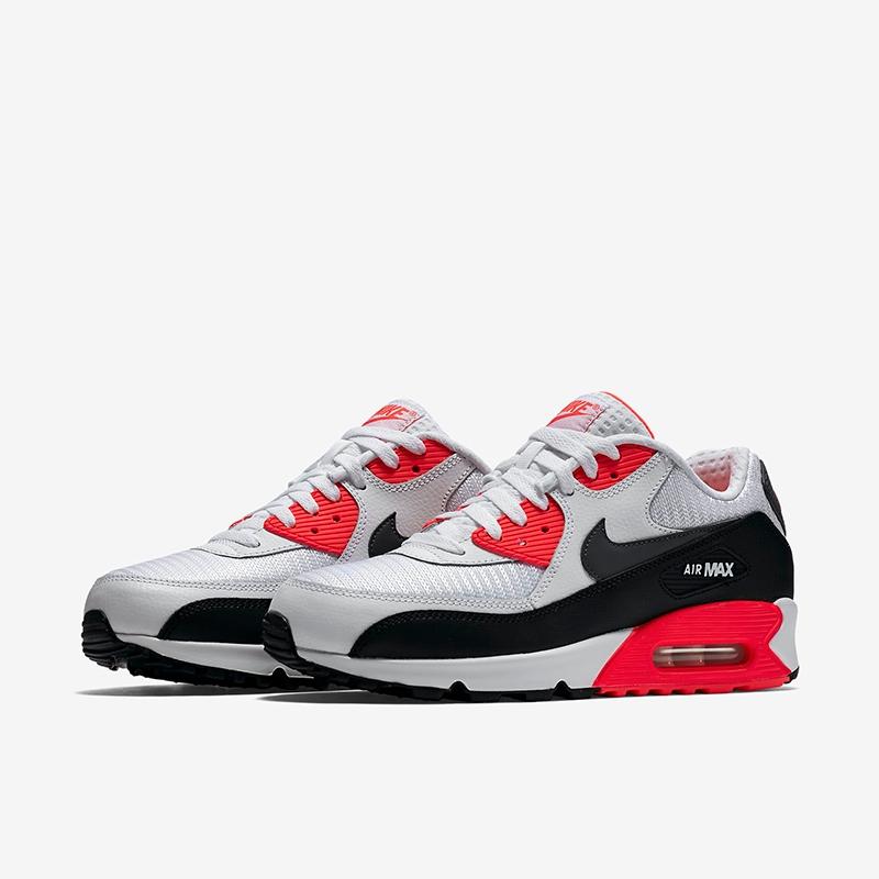 Nike Air Max 90 Białe Czerwone || R.36 45