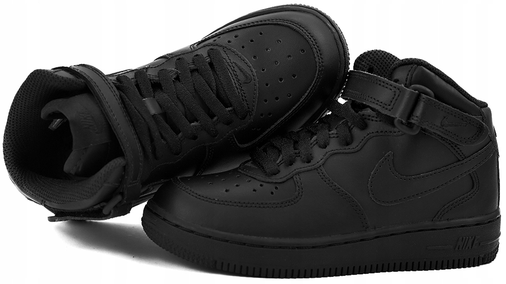 29,5 BUTY DZIECIECE NIKE AIR FORCE MID 314196 004