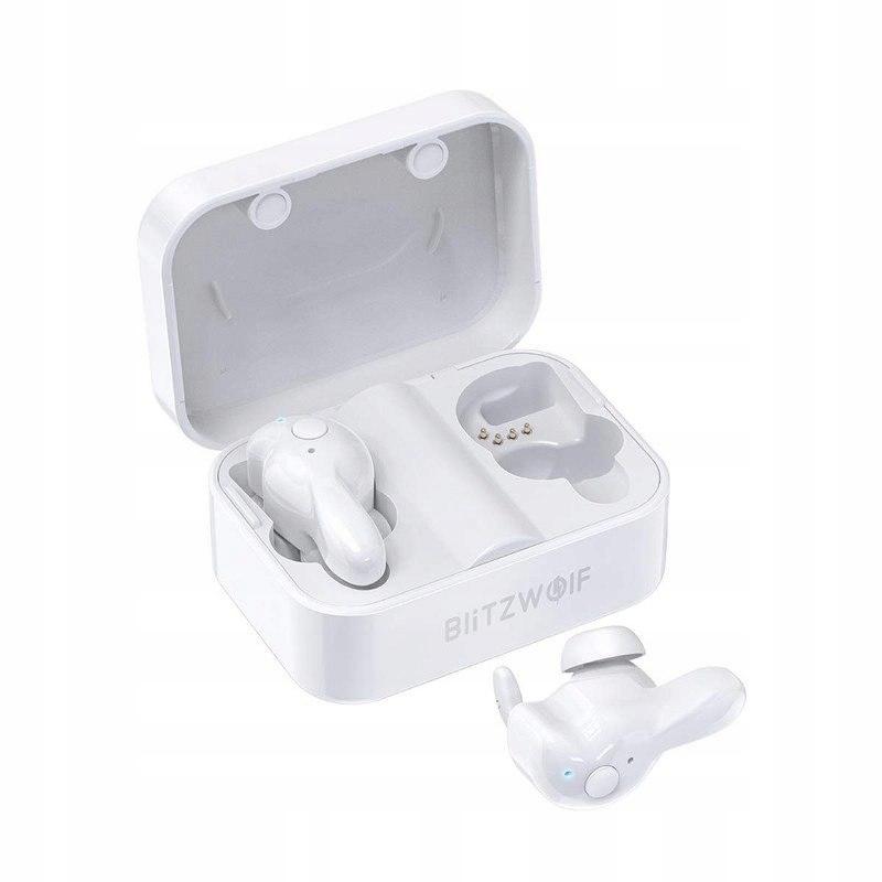 Blitzwolf BW-FYE1 TWS Bezprzewodowe słuchawki blue