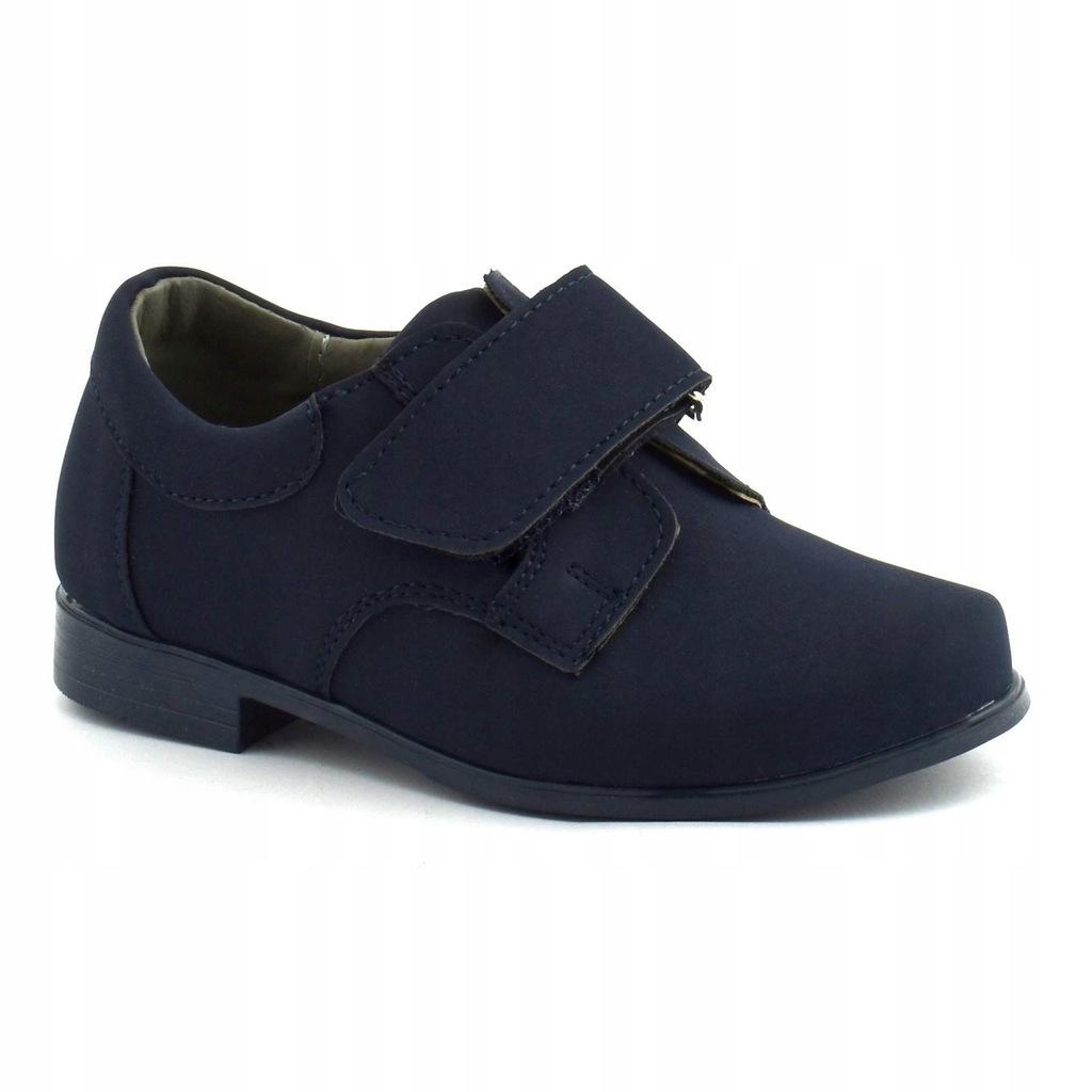 Buty komunijne dla dzieci Kornecki 06300 r.26