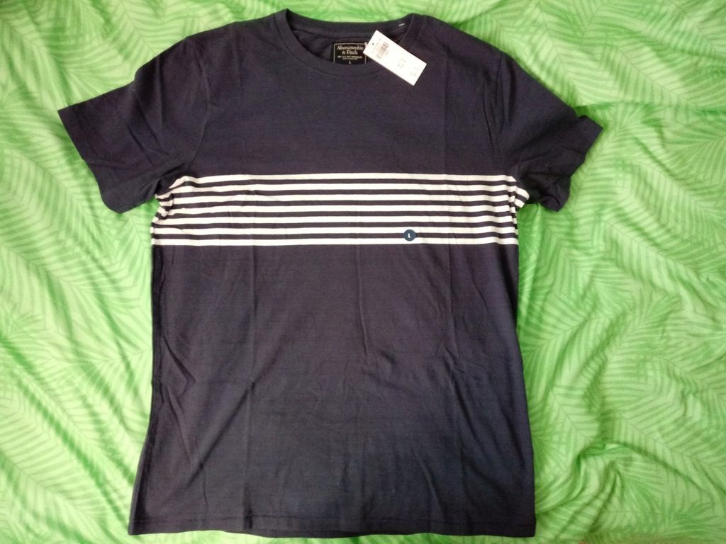NOWA koszulka abercrombie&fitch L hollister wn
